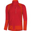 GORE BIKE WEAR Power Trail GWS - Chaqueta Hombre - naranja/rojo